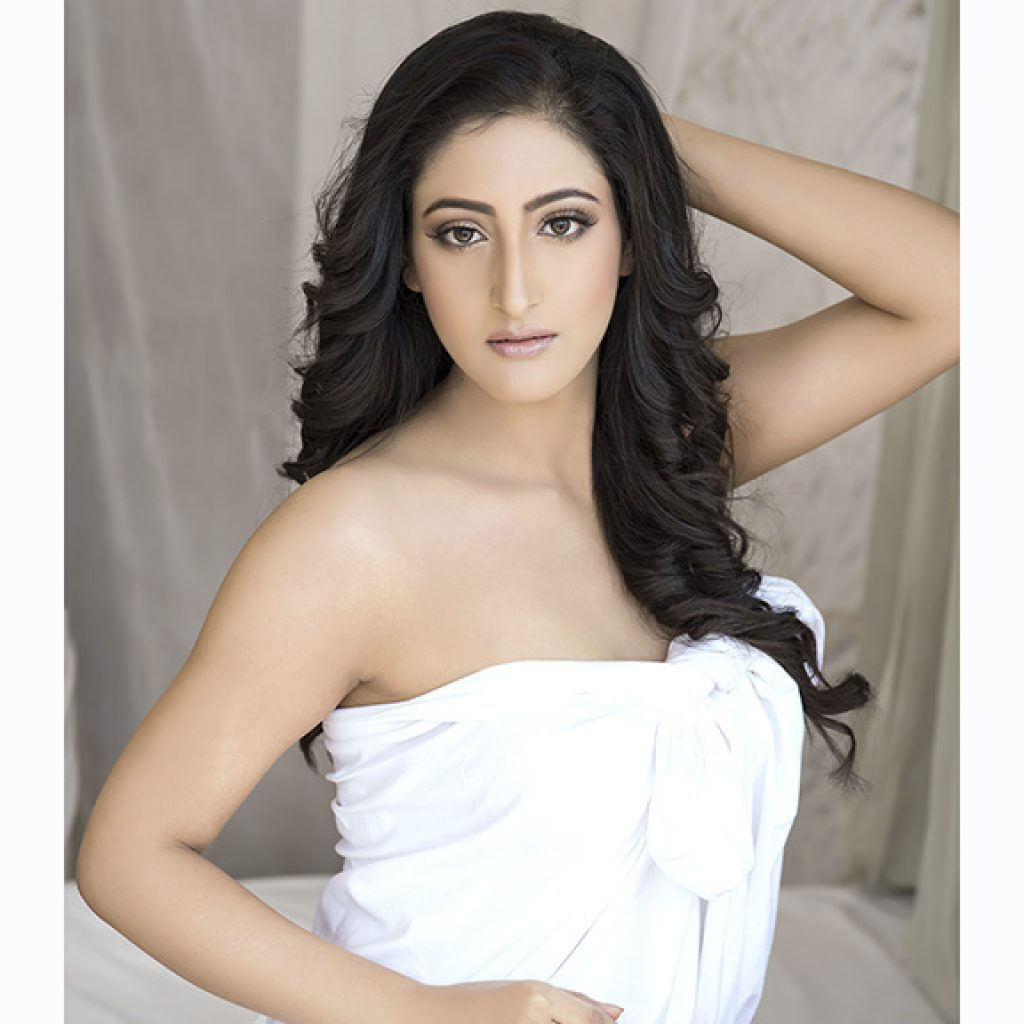 female modeling in india