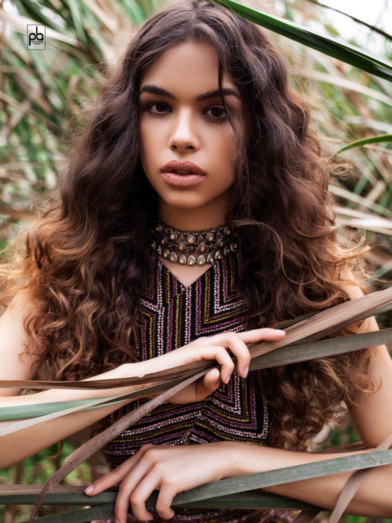 outdoor female model portfolio