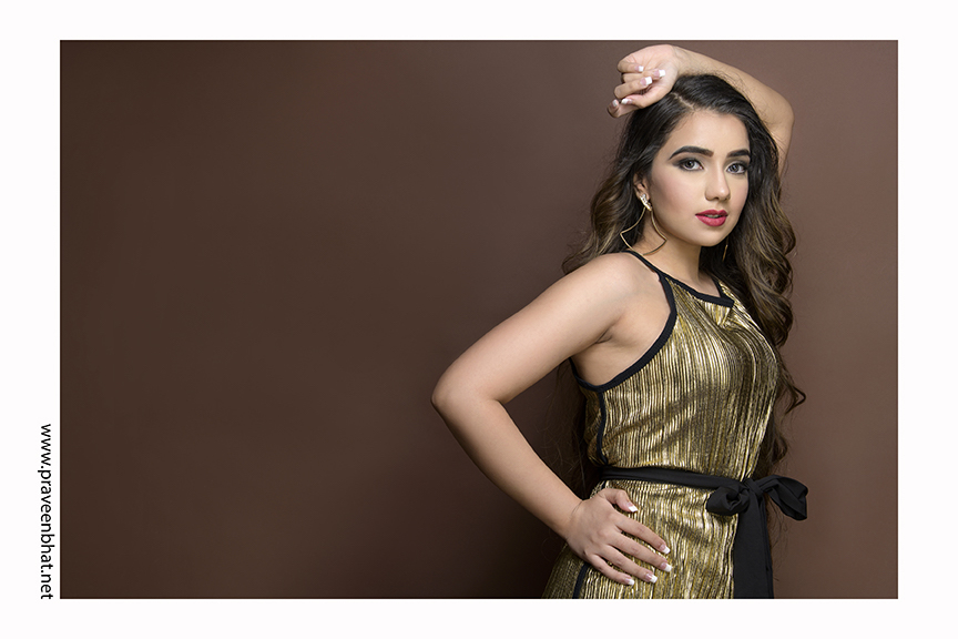 Anita Model from Delhi - India, Female Model Portfolio