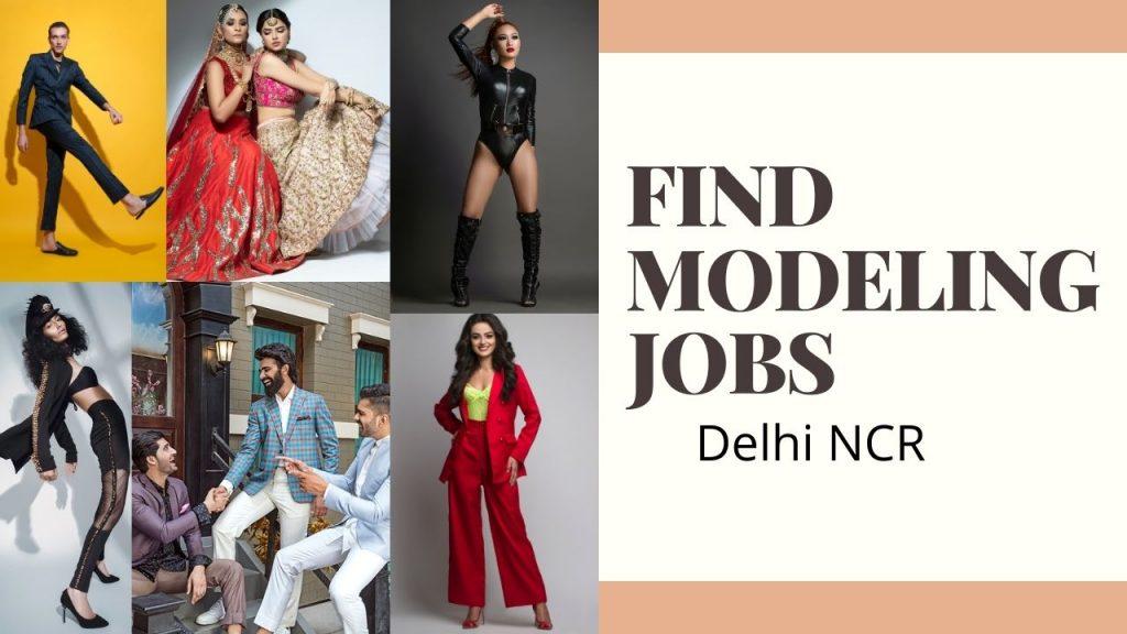 modeling work in delhi