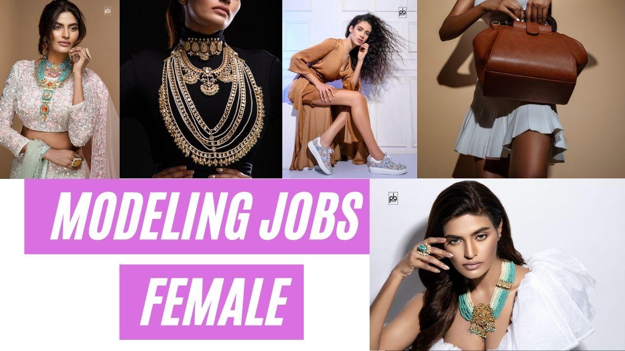 Female Modeling Jobs