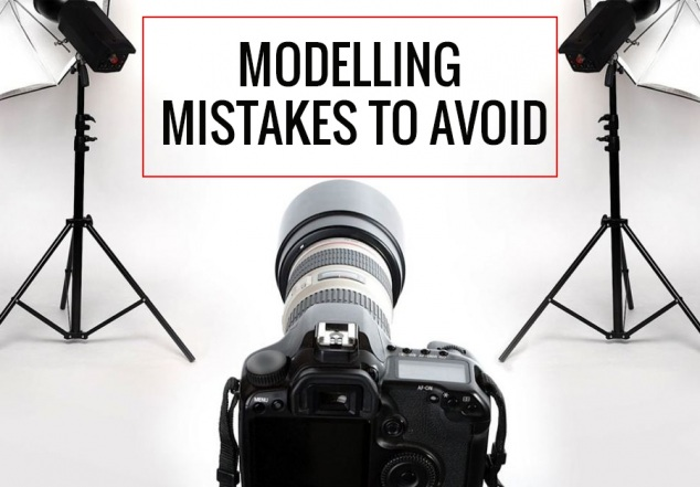 modelling mistakes to avoid